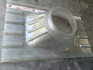 Polycarbonate Base Plate VS - 36