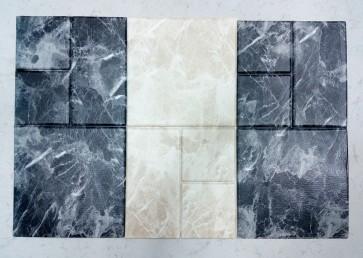 PDM PVC Cushion Sheets Tile Design