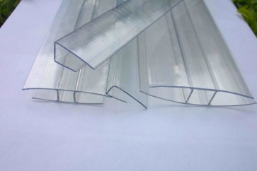 Polycarbonate Fitting Acessories H Profile  VS - 30