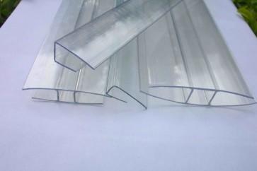 Polycarbonate Fitting Acessories   U Profile VS - 31
