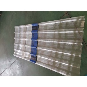 Polycarbonate Corrugated Wave Sheet (Tata Pattern)  VS - 22