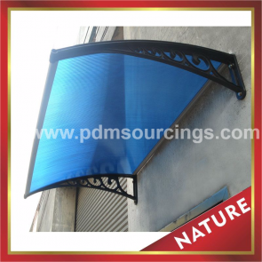 Polycarbonate Window Shelter and Awnings   VS - 37