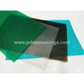 Polycarbonate  Embossed Sheet  VS - 14