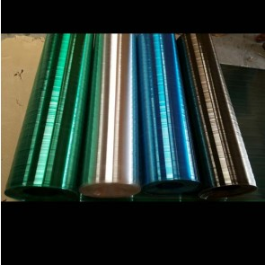 Polycarbonate Plain Wave Sheet  (Roll Form )   VS-38